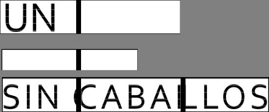 Logo Un Carruaje sin Caballo